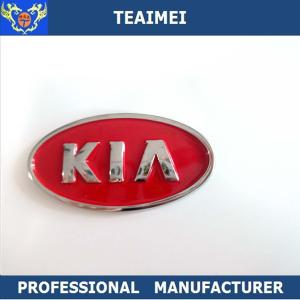China 100% Waterproof Car Emblem Badge With ABS Customized Car Logo Sticker on sale