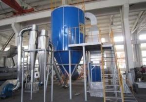 China Gum Arabic Chemical Spray Dryer / Foodstuff Pilot Scale Spray Dryer on sale