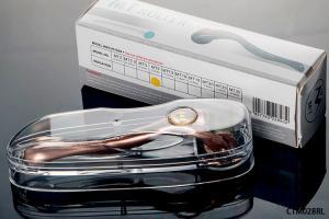 China Rodillo portátil profesional de Derma de la aguja del micrófono 540 para el cuidado de piel on sale