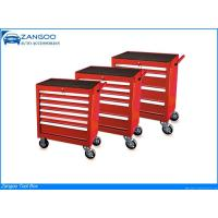 Mobile Metal Rolling Tool Cabinet 5 / 4 Drawer Intermediate Tool Chest