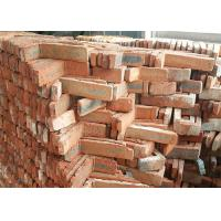 Acid - Resistant Red Quoin Corners Brick For Wall Decoration 230*110*50*22