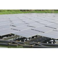 Fish Pond Residential Solar Power Systems 3.2 Mm Thick Tempered Glass