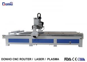 China Door Engraving ATC CNC Router Milling Machine With 10 Zones Vacuum Table on sale