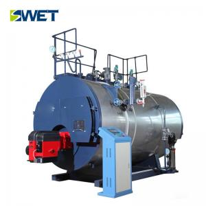 China 2 t/h 20 t/h diesel boiler Automatic Industrial Gas Fired Oil Steam Boiler Price on sale