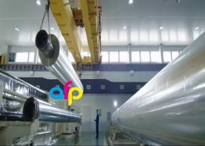 China BOPET Flexible Packaging Film 12μM - 36μM Thickness 180 - 2000mm Roll Width on sale