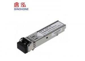 China Link All Fiber Optic Module , 10g SFP Module 1310 Nm Tx 1490 Nm For CATV System on sale