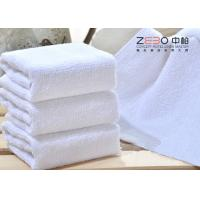 China Simple Design Hotel Collection Turkish Towels For Face / Hand / Bath ZEBO on sale
