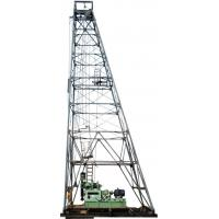 Hydraulic Drill Rig Parts Drillig Tower 18m 320KN For Geological Exploration