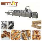 Nuts Bar Dried Fruits Bar Cutting Machine Production Of Granola Bar Fast