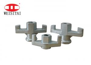 China ISO Galvanized Formwork Wing Nuts For Concrete Wall on sale