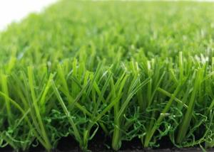 China 8100 Dtex Natural Looking Artificial Grass / Artificial Grass For Home Lawns on sale