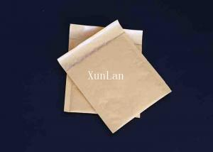 China Brown Kraft Paper Shipping Bubble Mailers 6 * 9 Inches For Medical Device on sale