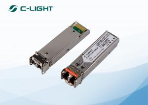 China 80km CWDM SFP Transceiver 1590nm OC48 STM-16 Compatible HP / Extreme on sale