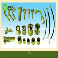 R134a/ R404a Auto air conditioning hose Fittings