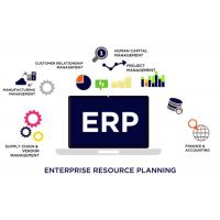 China User Friendly ERP Software Cloud Security Standards Multiple Language Support on sale