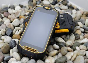 China 8MP Shock Proof Water Proof Phone Dual Sim Dual Standby Phones With Android 4.0 OS on sale