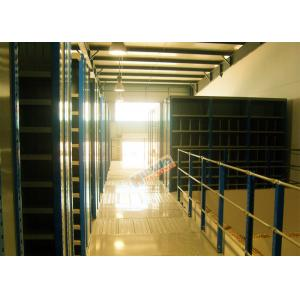 China Poweder Coated Car Parts Rack Galvanized Steel Shelves R - Mark ISO Approval For 4S Stores on sale