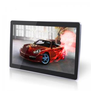 China 46 Inch Interactive Digital Screen Wall Mounted LCD Displayer Tablet For Advertisement on sale