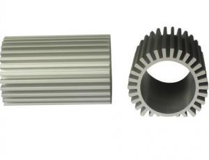 China T5 Temper Extruded Aluminum Shapes Anti - Corrosion Aluminum Radiator on sale