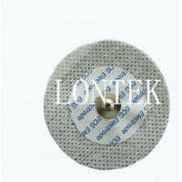 China 55m ECG Monitoring Electrodes With Solid Gel , Latex Free on sale