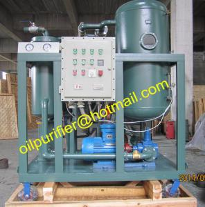 China EX Turbine Oil Purifier, Turbo Oil Recondition Plant, Turbine Oil Polishing Unit,Flushing,Vacuum Clean System on sale