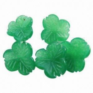 China Jade, Natural Green Nephrite, Semi-precious Gemstone on sale