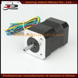 China 42mm NEMA17 Brushless DC Motor,Hybrid stepper motor,Brushless DC Motor,Linear Stepper Motor,GEAR step motor on sale