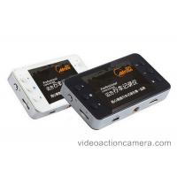 High Definition Dvr Vehicle Blackbox Dvr , Car Dvr Camera Recorder TF Memory Card