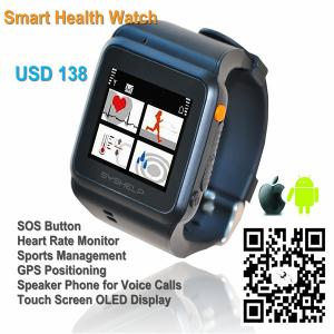 China NEW Heart Rate Monitor Wearable Devices Smart Health Watch on sale