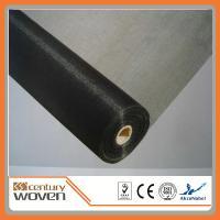 good iron wire weaving wire cloth / black wire cloth