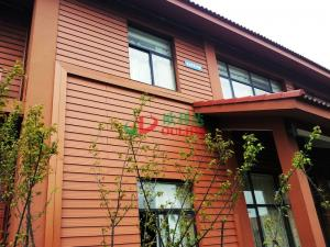 Quality Waterproof Outdoor WPC Exterior Wall Cladding No Pollution Little  Maintenance For Sale