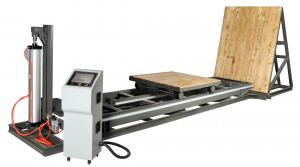 China Flexible Package Testing Equipment For Simulating Incline Impact Strength Test, ISTA-1E on sale