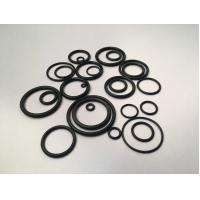China Heat Resisting Rubber NBR O Ring Black With Wide Working Temperature Range on sale