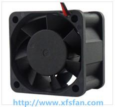 China 40*40*28mm Low Voltage DC Cooling Fan, Mini Blower Fan with Dual Ball Bearing DC4028 on sale