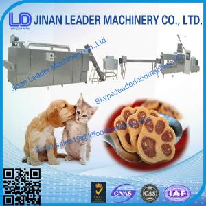 China New products multi-functional Pet Chewing  Jam Center Food Production Line on sale