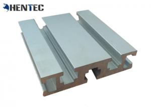 China Assembly Line Industrial Aluminium Profile , Aluminum Extrusion Profiles 6063- T5 / T6 on sale