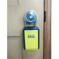 China Door Key Locker Portable Combination Lock Box For Real Estate Agents on sale