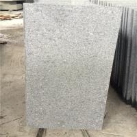 China Superfície ardida em tamanho 60x30x2cm do granito do cinza G654 do granito de China telhas escuras on sale