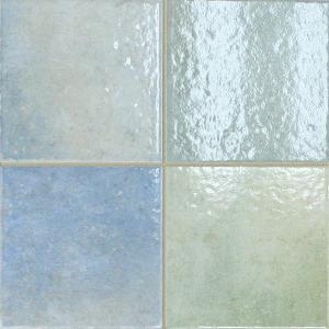 China Warm Color Ceramic Tile for wall , Interior Floor and Outside on sale