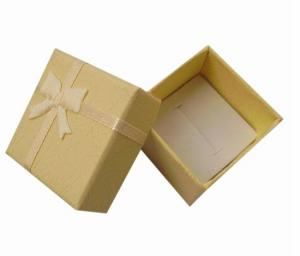 China Empty Butterfly Jewelry Cardboard Gift Boxes Perfect Handmade on sale