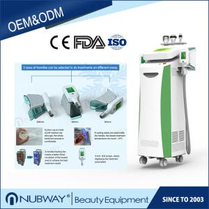 China Five handles good result Cryolipolysis Slimming machine on sale
