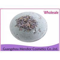 Lavender Bubble Natural Bath Bombs Handmade Sodium Bicarbonate Targeting Acne