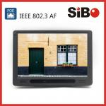 Customizable 10 Wall Mount Android Tablet With USB Sensor Physical Button