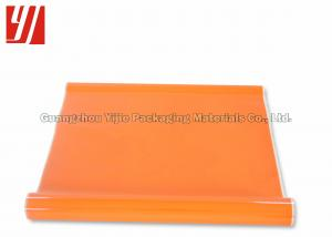 China PET 0.64m*240m Pigment Foil For PVC Book Cover on sale