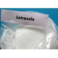 China CAS 120511-73-1 Anti Estrogen Steroids Femara White Powder Letrazole Material Letrazole Powder on sale