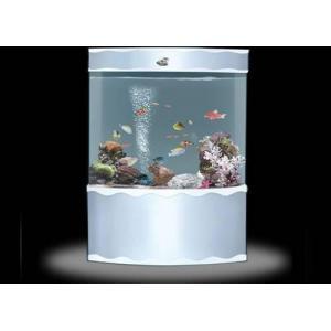 China Compound Material Aquarium, cylindrical aquariums(1860*Diameter1000mm) on sale