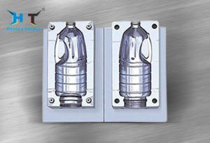 China Customized plastic bottle mold Barrel Can Jar Bottle Mold UG Design software on sale