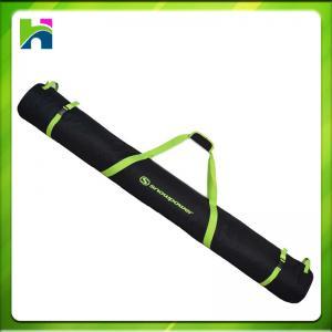 China Skitasche Skibag Roller ski bag  Single Ski Bag, High Quality Snowboard Bag Ski Bag Black Snow Travel Bags on sale
