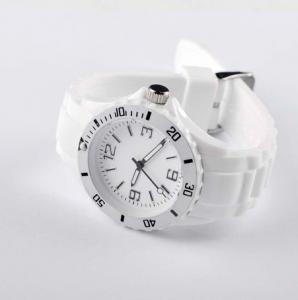 China 2012 multi-color Silicone Jelly Quartz Watch on sale