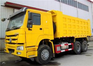 China HOWO 10 Wheeler Heavy Duty Dump Truck, 18M3 20M3 Tipper Truck 30 Tons 25 Tons Dumper Truck on sale